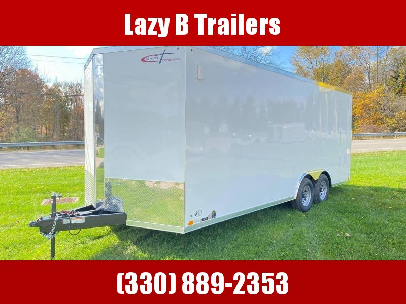 2021 Cross Trailers 8.5X20 Enclosed Cargo Trailer