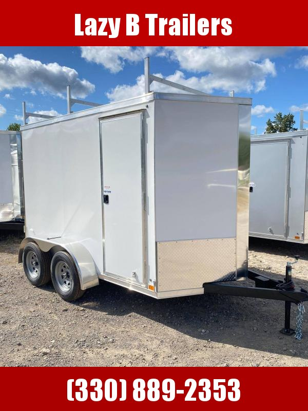 2022 Cross Trailers 6 x 10 Contractor Enclosed Cargo Trailer