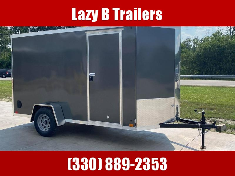 2021 Cross Trailers 6 x 12 w/ Ramp Enclosed Cargo Trailer