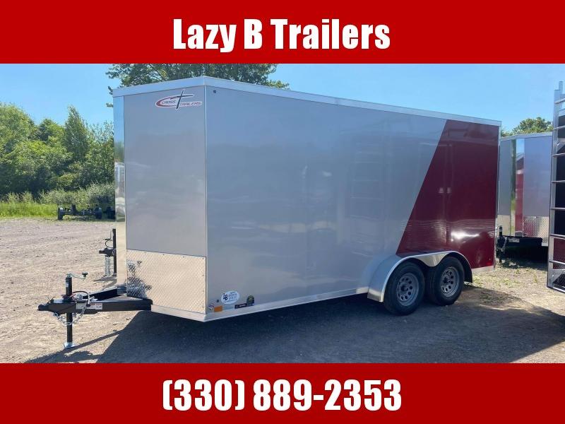 2022 Cross Trailers 7x16 Enclosed Cargo Trailer