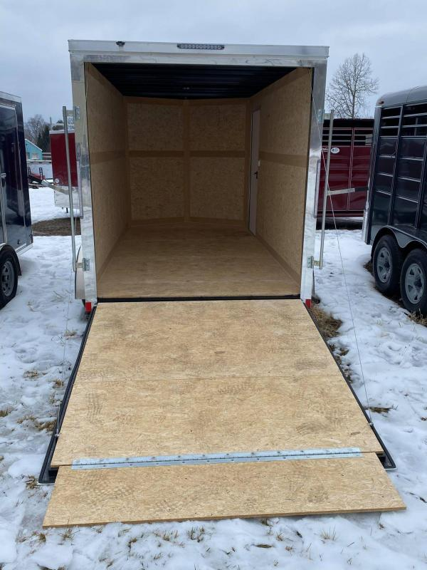 2022 Cross Trailers 7 x 14 Enclosed Cargo Trailer