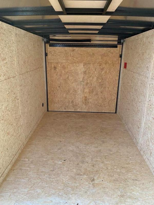 2021 Rhino Trailers 7X14 Enclosed Cargo Trailer