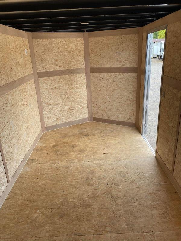 2022 Cross Trailers 7x14 Contractor Enclosed Cargo Trailer