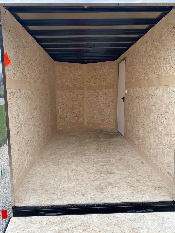 2021 Cross Trailers 6x12 Enclosed Cargo Trailer