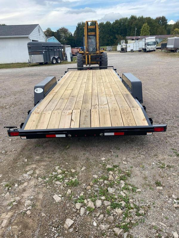 2022 Quality Trailers 20' Open Car / Racing Trailer