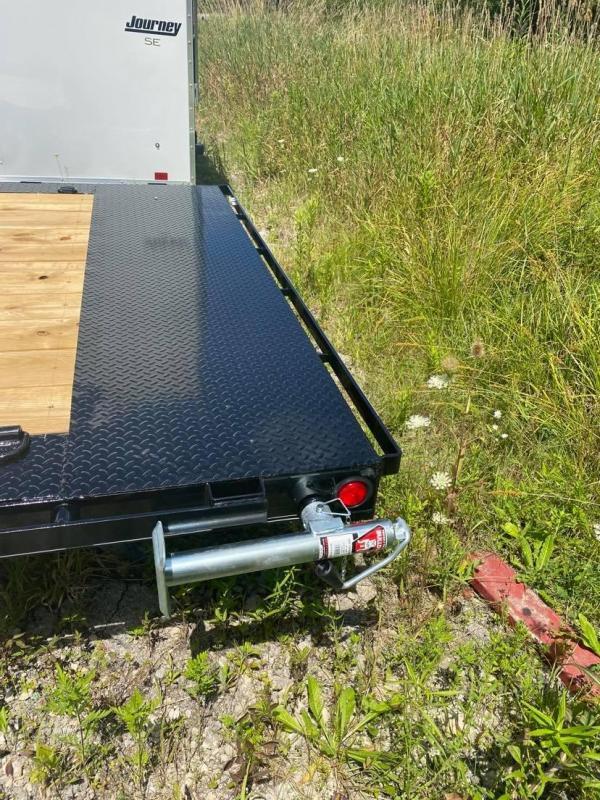 2022 PJ Trailers B5 Buggy Hauler Equipment Trailer