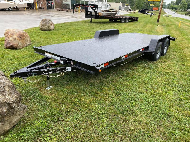 2021 Quality Trailers 20' Diamond Deck Car / Racing Trailer