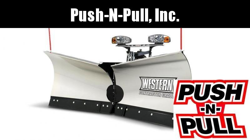 2020 Western 7ft 6in MVP3 SST