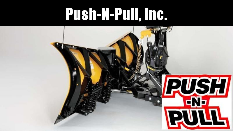 2020 Fisher XV2 9ft 6in Snow Plow