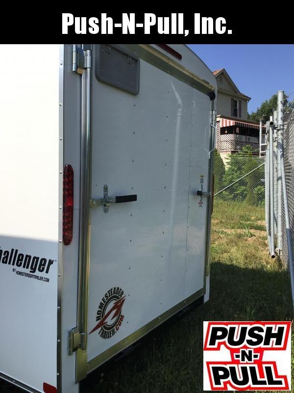 2022 Homesteader Trailers 610CS Utility Trailer