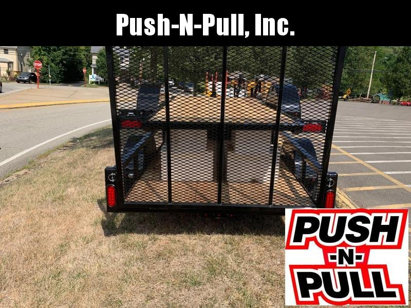 2020 BLACK DIAMOND 5'X10' STEEL UTILITY TRAILER