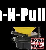 2020 Snow Ex SP-125-1 Utility Spreader Salt Spreader