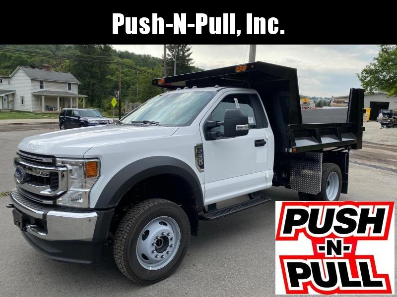 2020 Ford F550 Truck