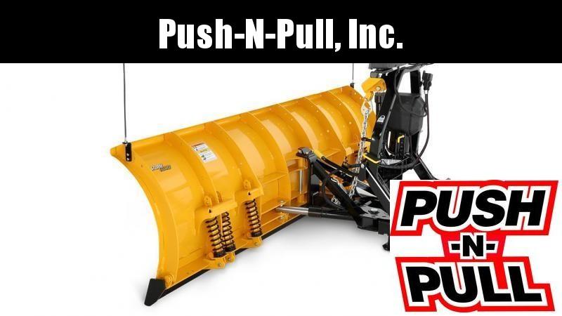 2020 Fisher HC 10ft Snow Plow
