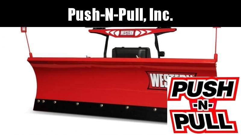 2020 Western HTS 7ft 6in Snow Plow