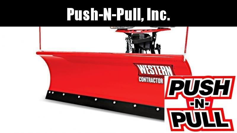 2020 Western 8ft 6in Pro Plus Snow Plow