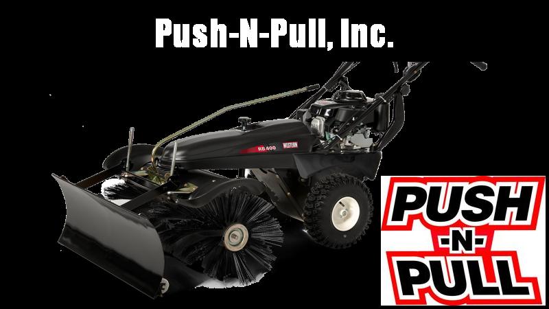 2020 Western RB-400 Snow Plow