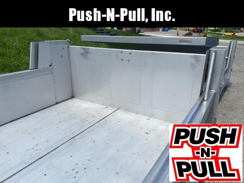 2020 Industrial Metal 11 Stainless Steel Dump Bed Truck Bed