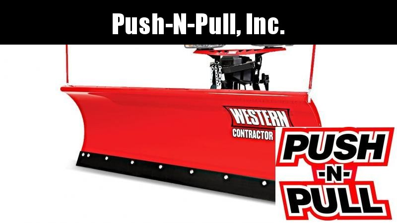2020 Western 8ft Pro Plus Snow Plow