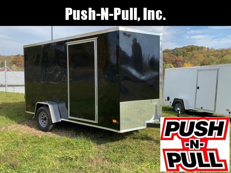 2020 DARKHORSE 6.5'X12' V Nose Trailer Enclosed Cargo Trailer