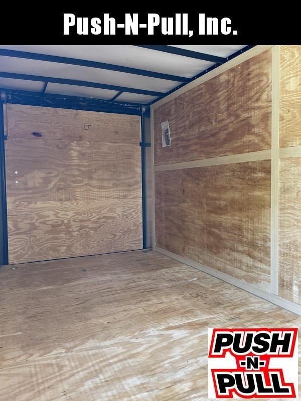 2021 Homesteader Trailers INTREPID Enclosed Cargo Trailer
