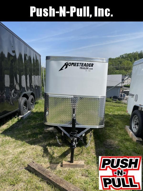 2021 Homesteader Trailers FURY Enclosed Cargo Trailer