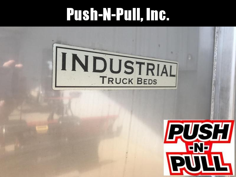 2020 Industrial Metal 9 Stainless Steel Dump Bed Truck Bed