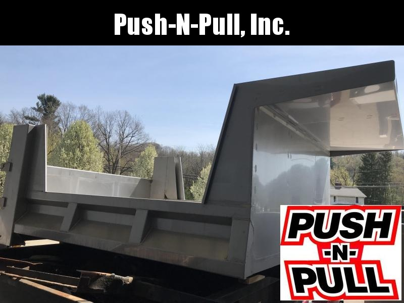 2020 Industrial Metal 9 Stainless Steel Dump Bed Truck Bed