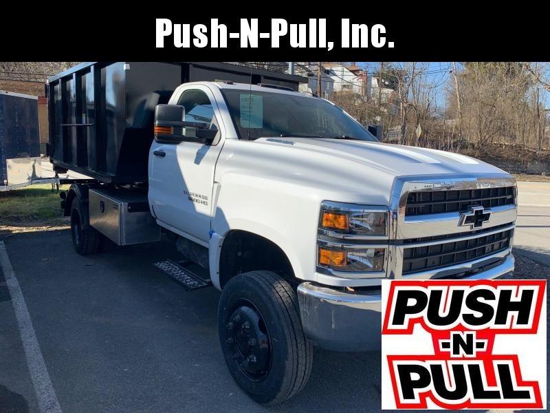 2021 Chevrolet 5500 Truck WORK READY