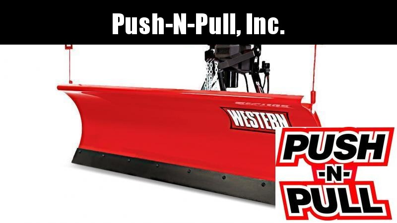 2020 Western Poly PRO 8ft Snow Plow