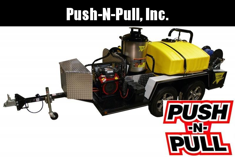 2020 CAM SPRAY TRAILER MOUNT PRESSURE WASHERS