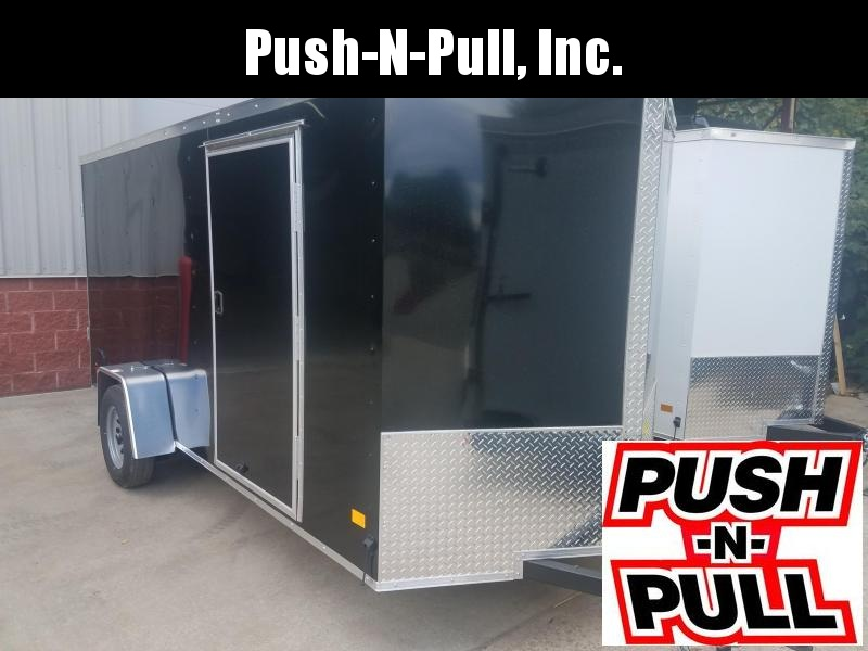 2020 DARKHORSE 6'X14' V Nose Trailer Enclosed Cargo Trailer