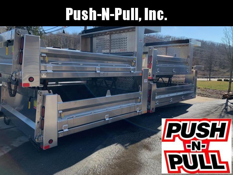 """2020 Voth 9'9"""" 14FD 20T Aluminum Dump Body"""