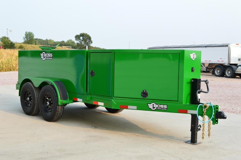 2021 Farm Boss 990 Fuel Trailer