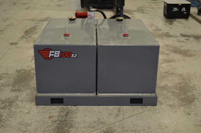 2019 Farm Boss 200 gal. Fuel Tank Skid/Transfer Tank