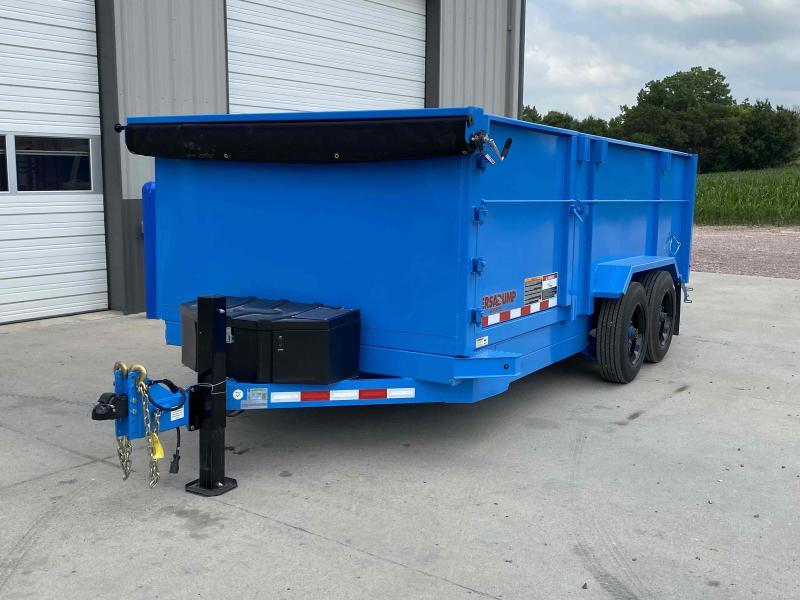 2021 Midsota HV-16 Dump Trailer