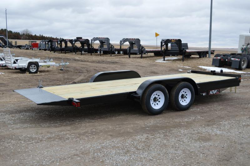 2020 Midsota Nova TB8218 Car / Racing Trailer