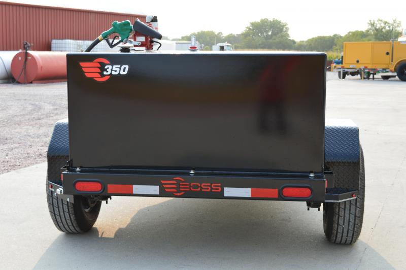 2021 Farm Boss 350 Fuel Trailer
