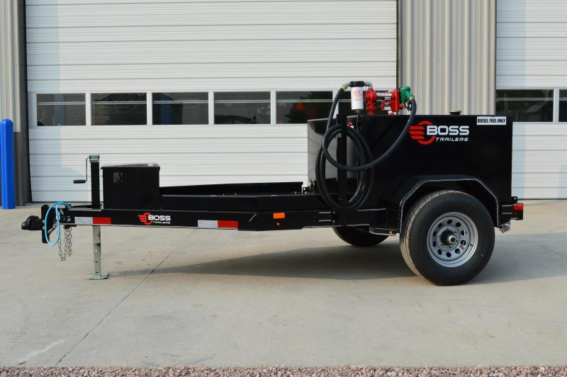 2021 Farm Boss 350 Fuel Trailer