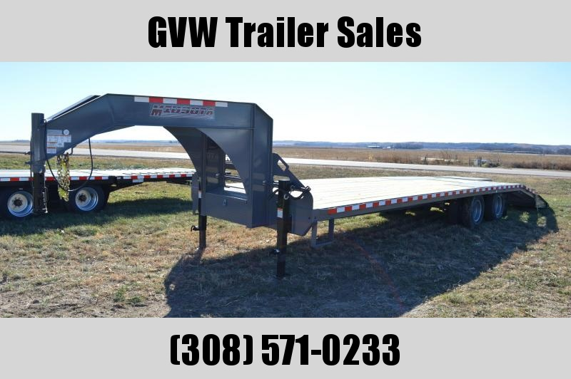 2019 Midsota FB30GN Equipment Trailer