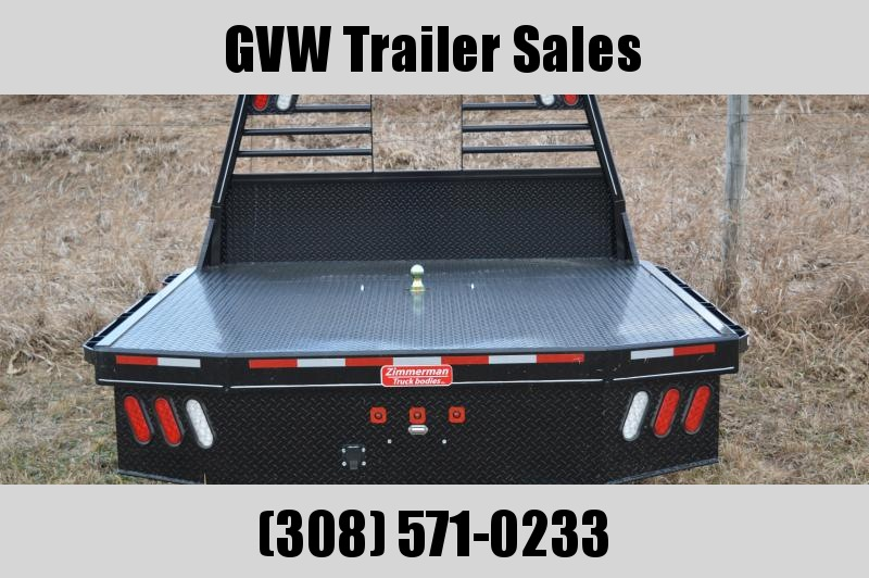 2019 Zimmerman 3000XL ( Long Bed ) Truck Bed