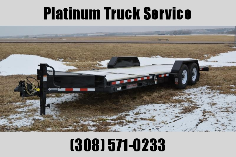 2019 Midsota TB-22 Flatbed Trailer