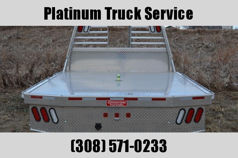 2019 Zimmerman 6000XL ( Short Bed ) Truck Bed