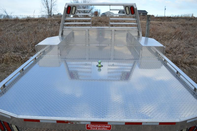 2019 Zimmerman Ranch Master ( Dually ) Truck Bed